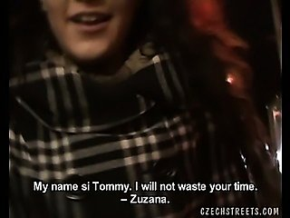 CZECH STREETS - ZUZANA