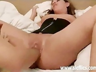 Busty blond milf brutally fisted till she orgasms