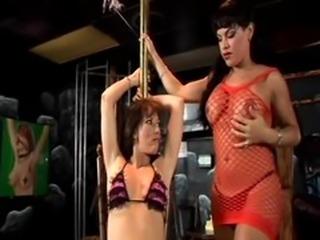 Foxxy Is A Dominatrix - Scene 1 - Noose Video Productions