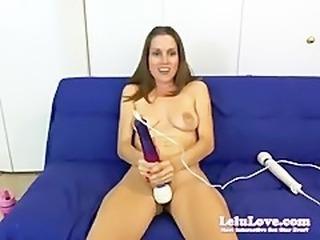 Lelu LoveWEBCAM Handjob Vid Masturbation