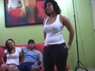 Jersey Latinas Exposed 3some Ac ... free