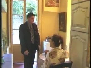 Cute French lady expecting. Have two other vids of her.