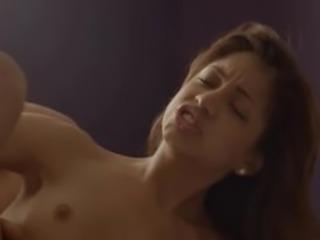 Exotic pornstar Veronica in art movie