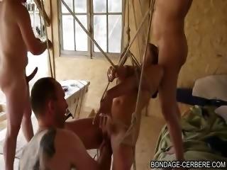french amatrice libertine fisting and bondage