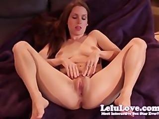 Lelu LoveVirtual Lick Cum On Pussy