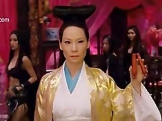 Celeb Jamie Chung sexy video compilation