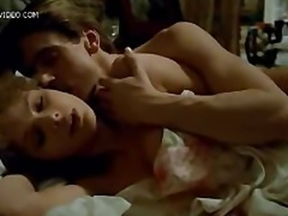 Celeb Ornella Muti shows her perfect boobs