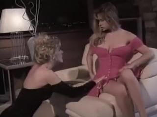 Blonde lesbian ladies