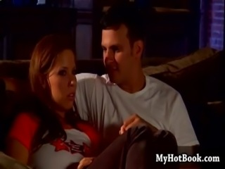 Avy Scott tells her husband shes going to go over free