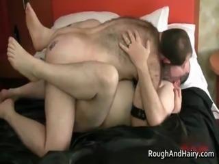 Kinky gay scene with two dudes gay porno free