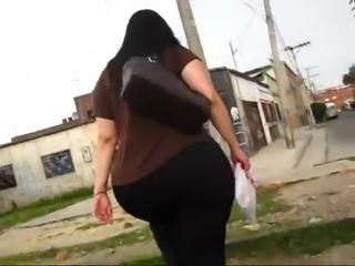 bbw grosses fesses d'arabe