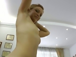 Rocco Siffredi treats his neighborhood slut Szilvia B with his grandiose dick...