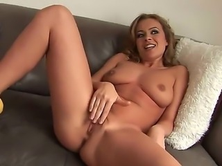Elegant bitch Colette W. demonstrates wonderful deepthroat blowjob. She sucks...