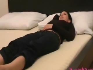Amateur couple masturbation and massage free