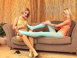 A wild surprise for us in this girl-girl encounter! It opens with Zuzana Z....