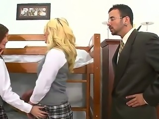 Voodoo is young teacher and he wants to achieve the ideal discipline in the...
