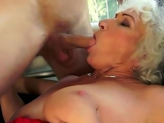 Norma is experienced and naughty mature woman. She has blonde hair and...