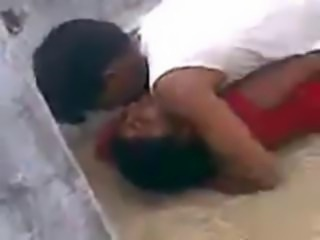 Indian college girl secretly recorded while fucked on campus