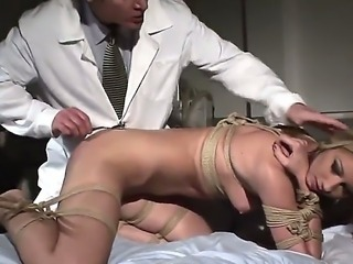 Slutty babes are having intense pelasure having wild sex in true bondage...