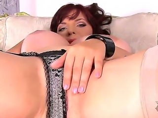 Watch the cool porn action with fascinating hottie Joanna Bliss! Big boobed...