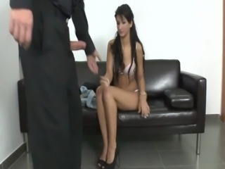 Casting de morocha primer video sexual free