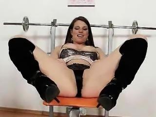 Mona Lee ultimate tights fetish
