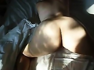 Thick Latina Fucking Doggystyle POV