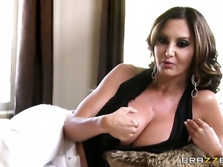 Ava Addams is talking behind the scenes