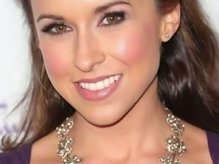 Lacey Chabert jerk off challenge