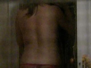 Window Spy Big Tits
