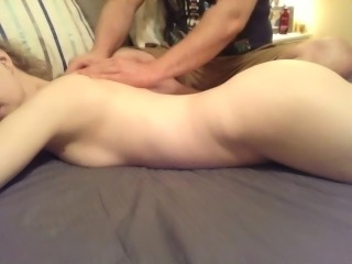 nice relaxing massage
