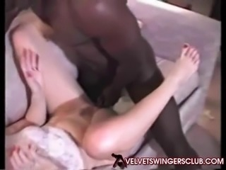 Velvet Swingers Club wives fucked by BBC studs real amateurs