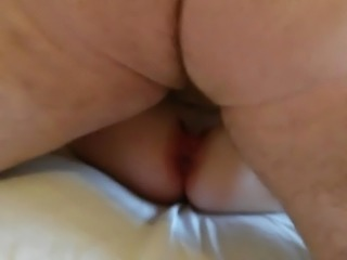 British Swinger Milf Gets Fucked By A HUGE Cock Part 1