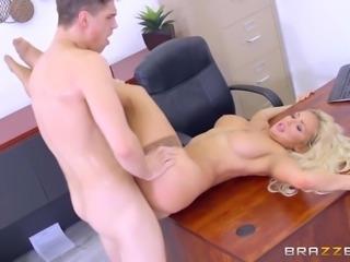 Brazzers - Olivia Fox - Big Tits at Work