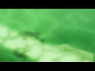 Delicate Hentai Alien Anal Creampie