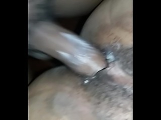 Cum in her and keep going