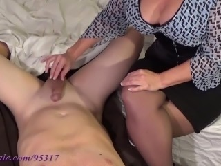 Morning Milking 2 Cum Again 4 Mommy