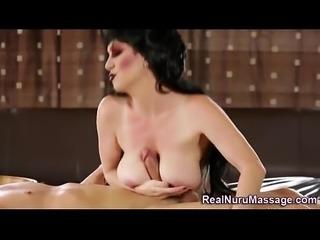 Jizz soaked nuru masseuse - sexycams4u.com - NO CREDIT CARD REQUIRED
