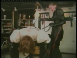 Dominant female Governess