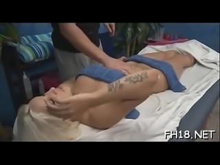 Massage clips