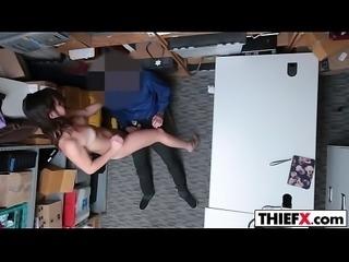 Cuteness won&#039_t rescue thief Geneva King