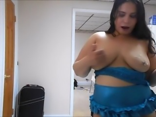 Ginger Paris: Wish This Was Your Sperm In My Pussy