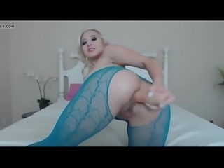 Perfect ass and dildo - Watch Part 2 on Citycamgirls.com
