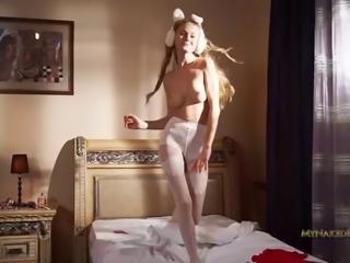 nancy a - funny bunny dance