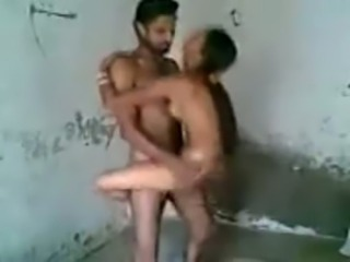 Submissive punjabi newly wed couple having quickie
