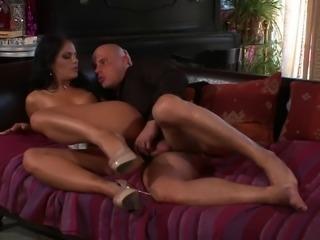 Hardcore shag with a cum-craving bitch Defrancesca Gallardo
