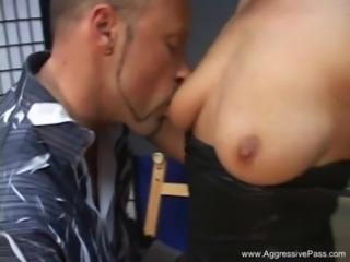 Fuck Her Deep In The Ass