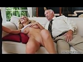 Costume cumshot and three women blowjob xxx Molly Earns Her Keep