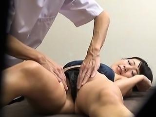 Japanese Girls Massage Hidden Cam