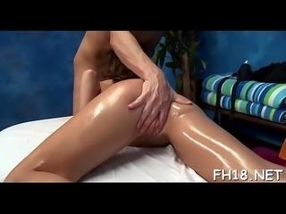 Pleased ending massage parlor